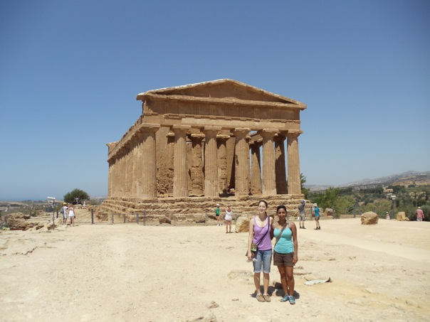 July 2012 - Ruins of Agrigento, Sicily.